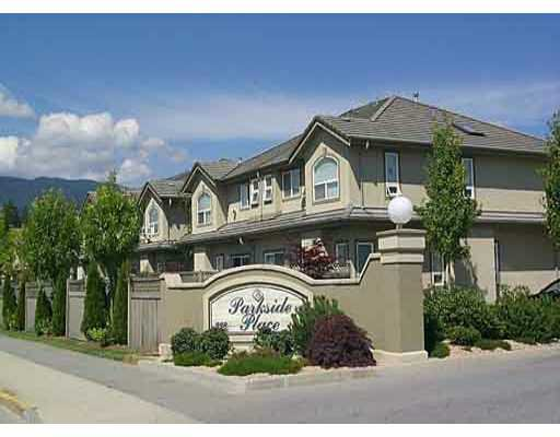 Main Photo: 26 998 RIVERSIDE DR in Port_Coquitlam: Riverwood Townhouse for sale (Port Coquitlam)  : MLS®# V394027