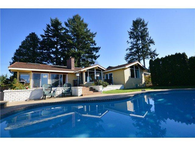 Main Photo: 1605 53A Street in Tsawwassen: Cliff Drive House for sale : MLS®# V1107683