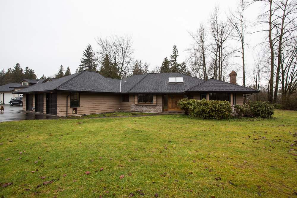 Main Photo: 6835 232 Street in Langley: Salmon River House for sale : MLS®# R2028704