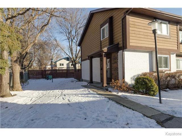 Main Photo: 43 Eric Street in Winnipeg: St Vital Condominium for sale (South East Winnipeg)  : MLS®# 1602300