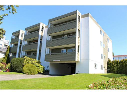 Main Photo: 203 429 Linden Ave in VICTORIA: Vi Fairfield West Condo Apartment for sale (Victoria)  : MLS®# 727710