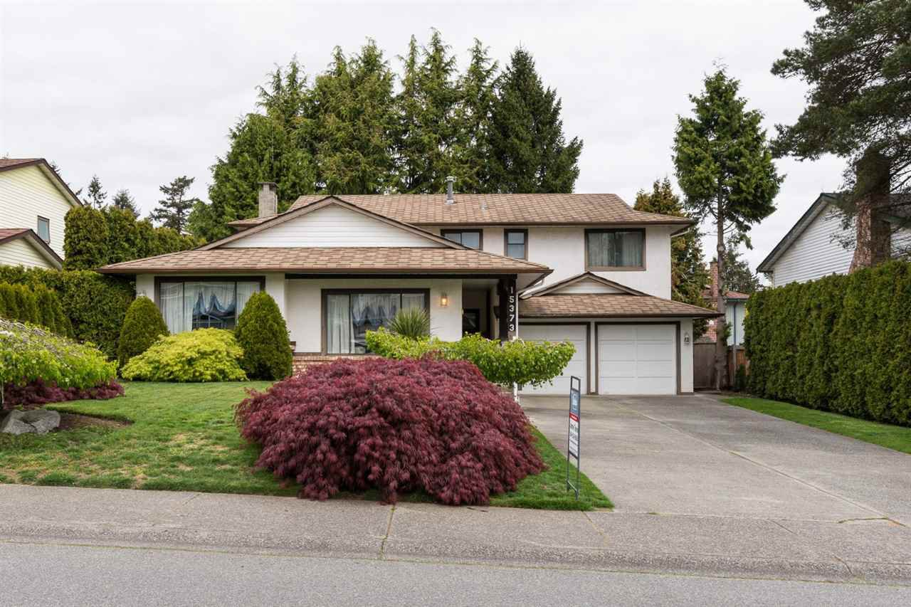 Main Photo: 15373 21 Avenue in Surrey: King George Corridor House for sale (South Surrey White Rock)  : MLS®# R2057936
