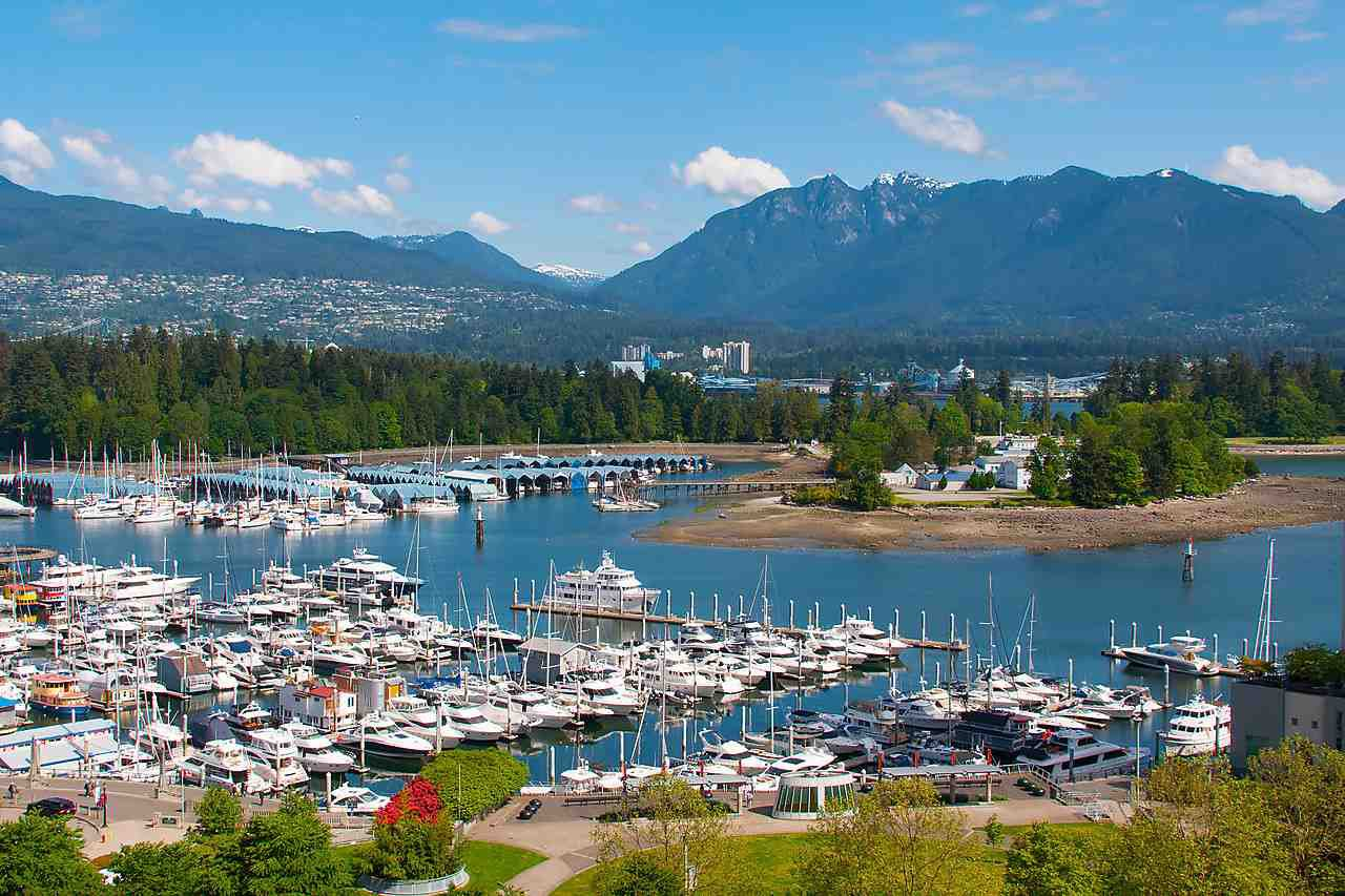 """Photo 19: Photos: 1501 1277 MELVILLE Street in Vancouver: Coal Harbour Condo for sale in """"FLATIRON"""" (Vancouver West)  : MLS®# R2066821"""