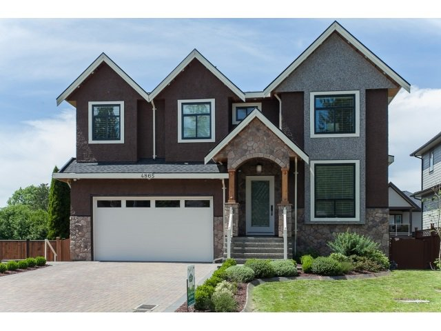 Main Photo: 4865 201 Street in Langley: Langley City House for sale : MLS®# R2077002