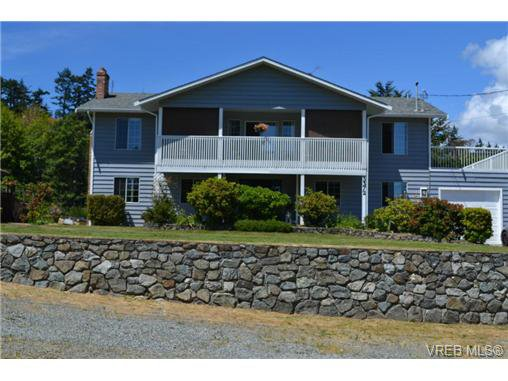 Main Photo: 3372 Pattison Way in VICTORIA: Co Triangle House for sale (Colwood)  : MLS®# 734803