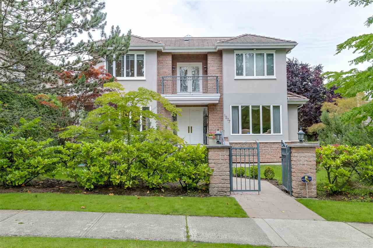 "Main Photo: 1207 NANTON Avenue in Vancouver: Shaughnessy House for sale in ""Shaughnessy"" (Vancouver West)  : MLS®# R2083974"