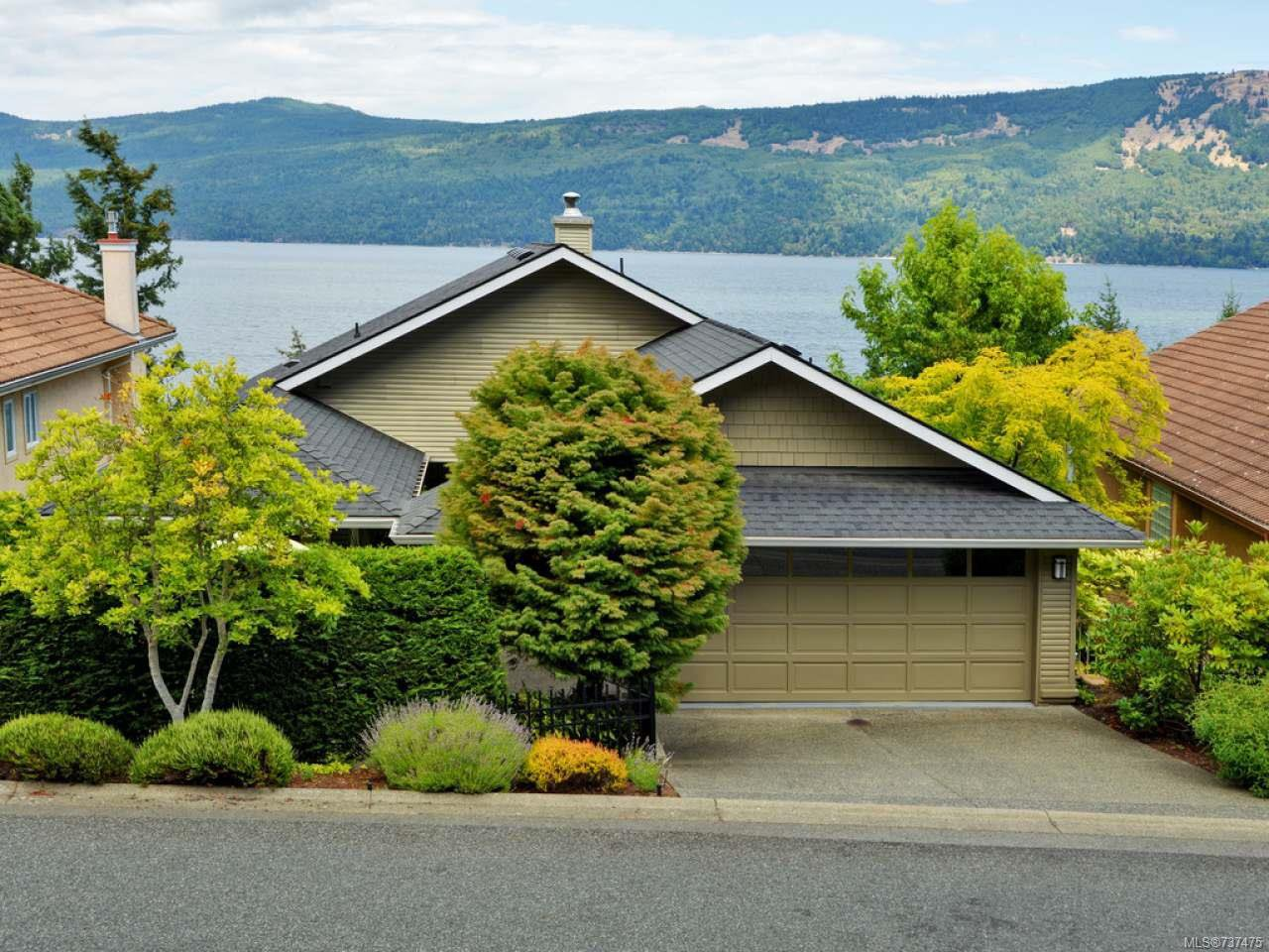 Main Photo: 201 Marine Dr in COBBLE HILL: ML Cobble Hill House for sale (Malahat & Area)  : MLS®# 737475