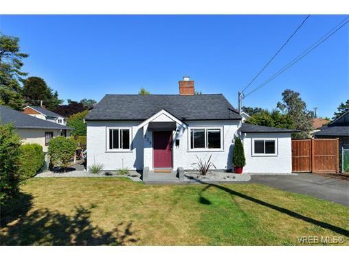 Main Photo: 539 Joffre St in VICTORIA: Es Saxe Point House for sale (Esquimalt)  : MLS®# 737791