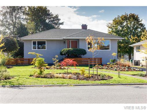Main Photo: 2874 Ilene Terr in VICTORIA: SE Camosun Single Family Detached for sale (Saanich East)  : MLS®# 743399