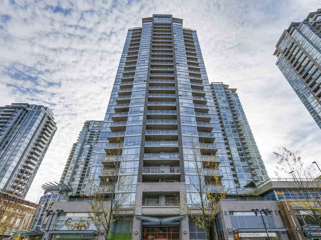 "Main Photo: 1101 2978 GLEN Drive in Coquitlam: North Coquitlam Condo for sale in ""Grand Central One"" : MLS®# R2122558"