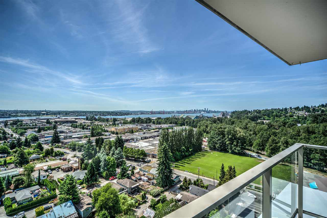 Main Photo: 1705 1550 FERN Street in North Vancouver: Lynnmour Condo for sale : MLS®# R2123877