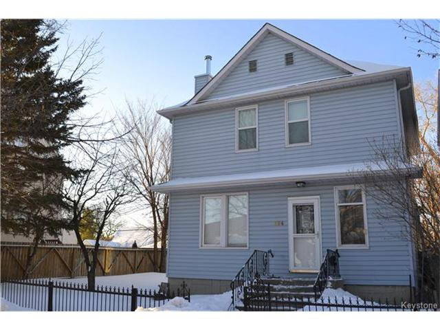 Main Photo: 694 College Avenue in Winnipeg: North End Residential for sale (4A)  : MLS®# 1702787