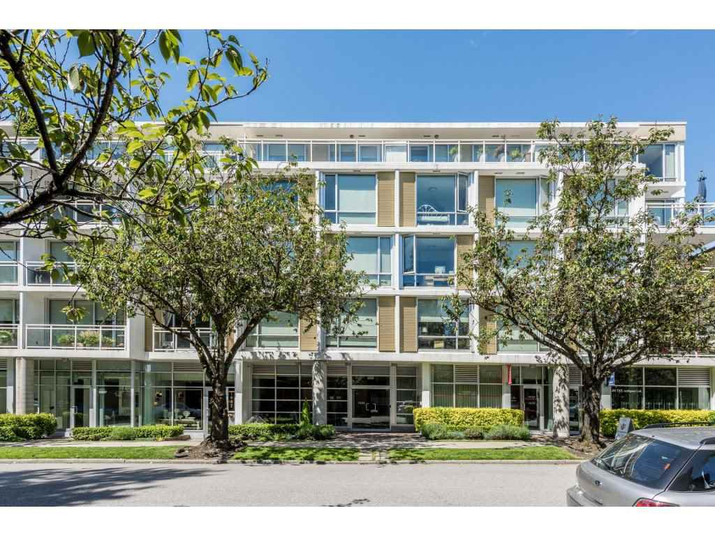 214 - 1635 W 3rd Avenue Vancouver