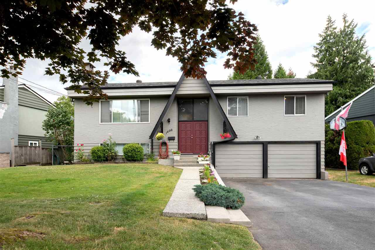 Main Photo: 1496 CELESTE CRESCENT in Port Coquitlam: Mary Hill House for sale : MLS®# R2189200