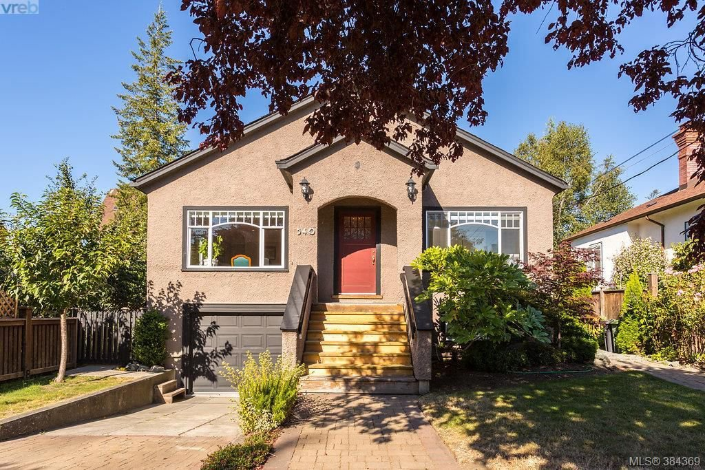 Main Photo: 540 Cornwall Street in VICTORIA: Vi Fairfield West Single Family Detached for sale (Victoria)  : MLS®# 384369