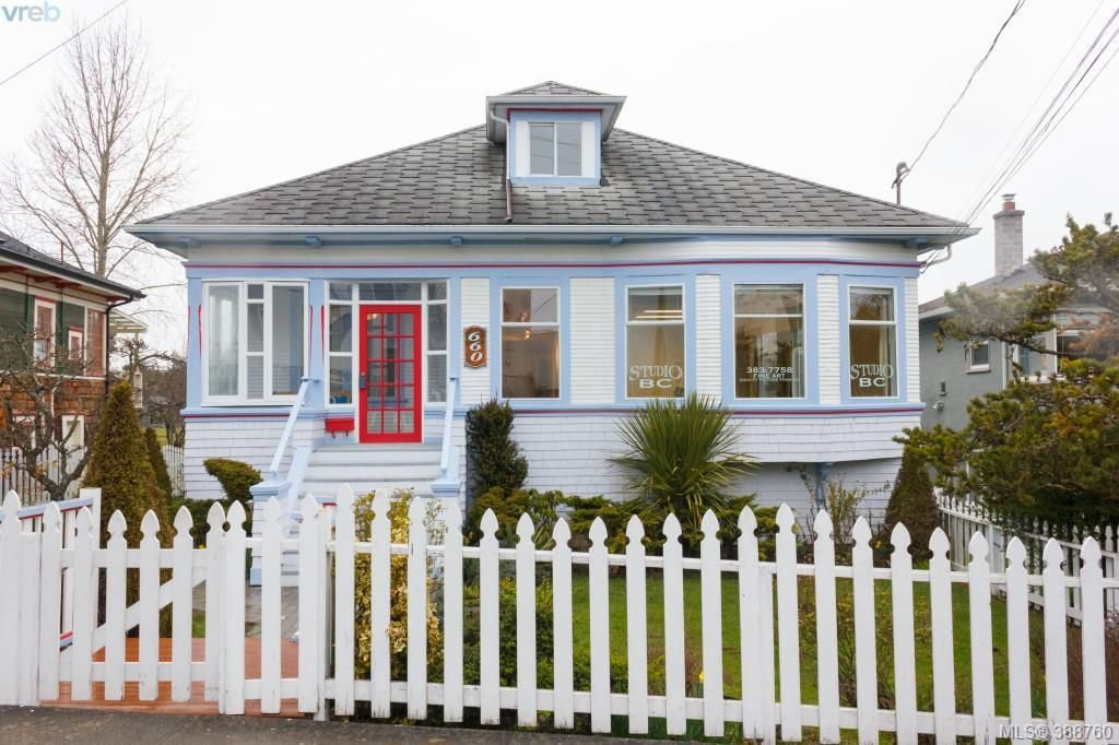 Main Photo: 660 Wilson St in VICTORIA: VW Victoria West House for sale (Victoria West)  : MLS®# 781256