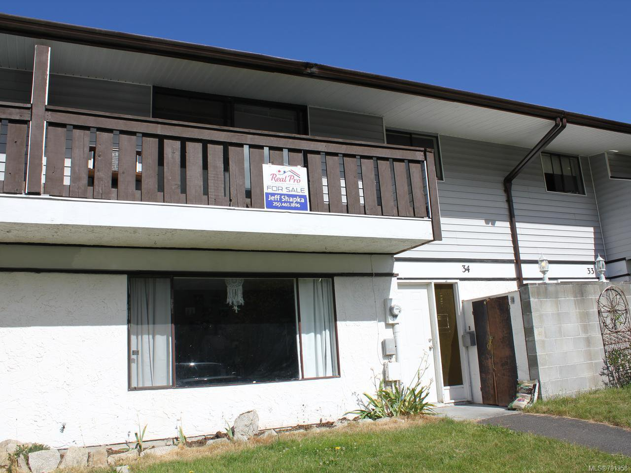 Main Photo: 34 500 MUCHALAT DRIVE in GOLD RIVER: NI Gold River Row/Townhouse for sale (North Island)  : MLS®# 791958