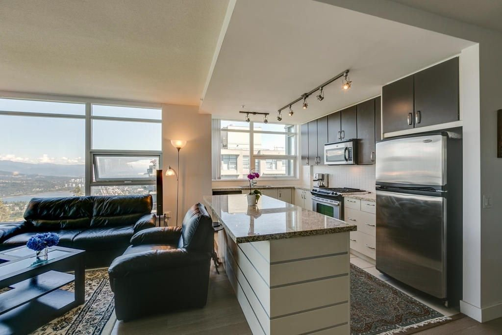 """Photo 4: Photos: 1103 9188 UNIVERSITY Crescent in Burnaby: Simon Fraser Univer. Condo for sale in """"ALTAIRE"""" (Burnaby North)  : MLS®# R2288582"""
