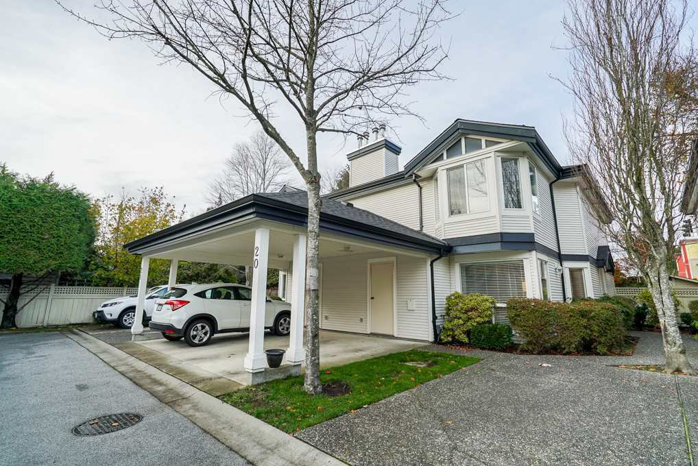 Main Photo: 20 4748 54A Street in Delta: Delta Manor Townhouse for sale (Ladner)  : MLS®# R2347451