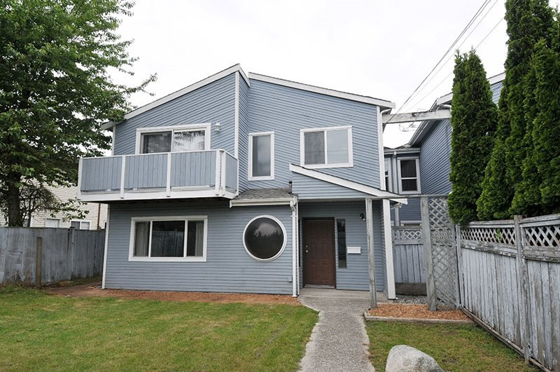 Main Photo: 765 CLARKE Road in Coquitlam: Coquitlam West House 1/2 Duplex for sale : MLS®# R2374397