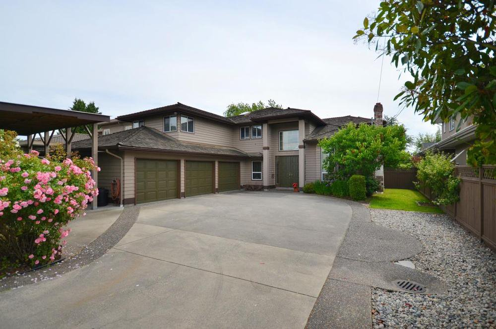 Main Photo: 4600 Granville Ave in Richmond: Quilchena Home for sale ()  : MLS®# V960089