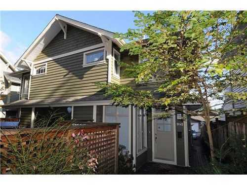 Main Photo: 3142 FROMME Road in North Vancouver: Home for sale : MLS®# V870906