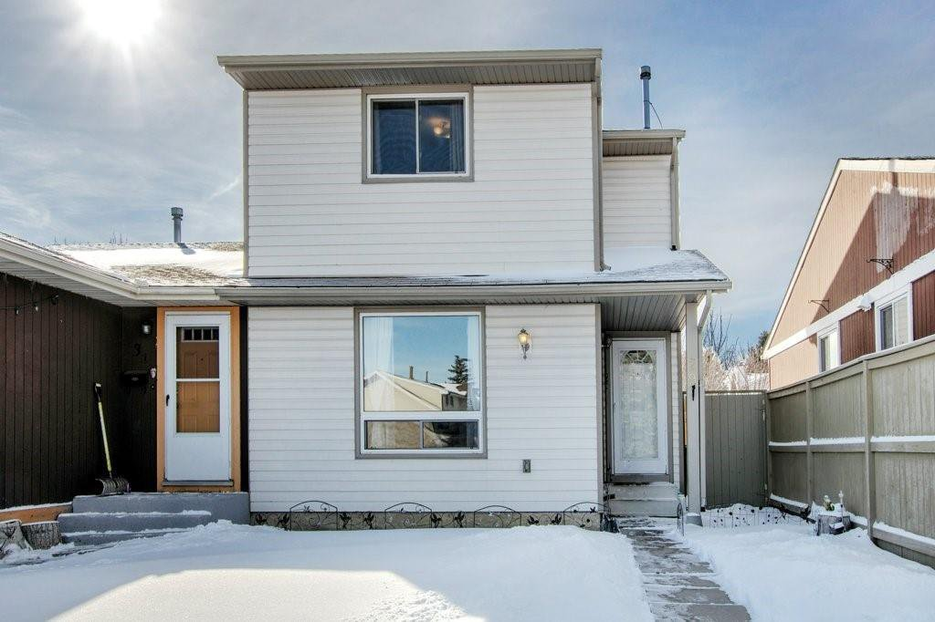 Main Photo: 29 FALBURY Crescent NE in Calgary: Falconridge Semi Detached for sale : MLS®# C4288390
