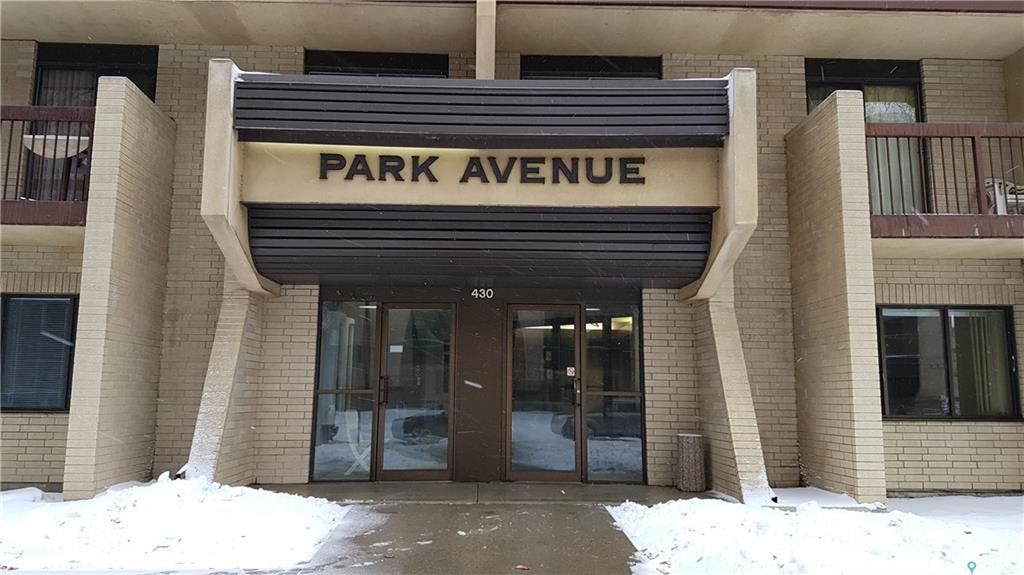 Main Photo: 1103 430 5th Avenue North in Saskatoon: City Park Residential for sale : MLS®# SK812918