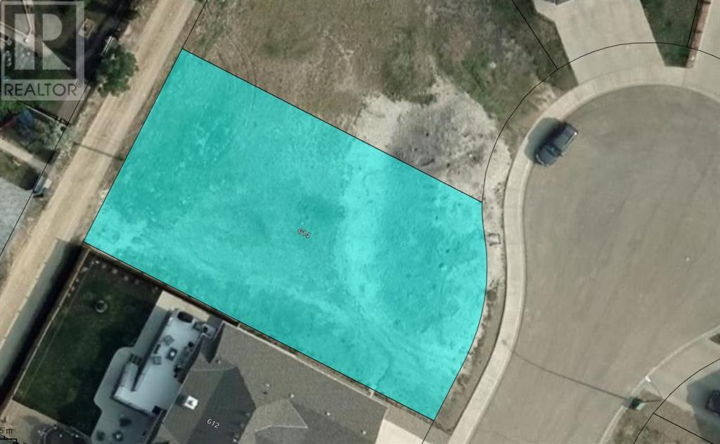 Main Photo: 614 Greene Close in Drumheller: Vacant Land for sale : MLS®# A1013812