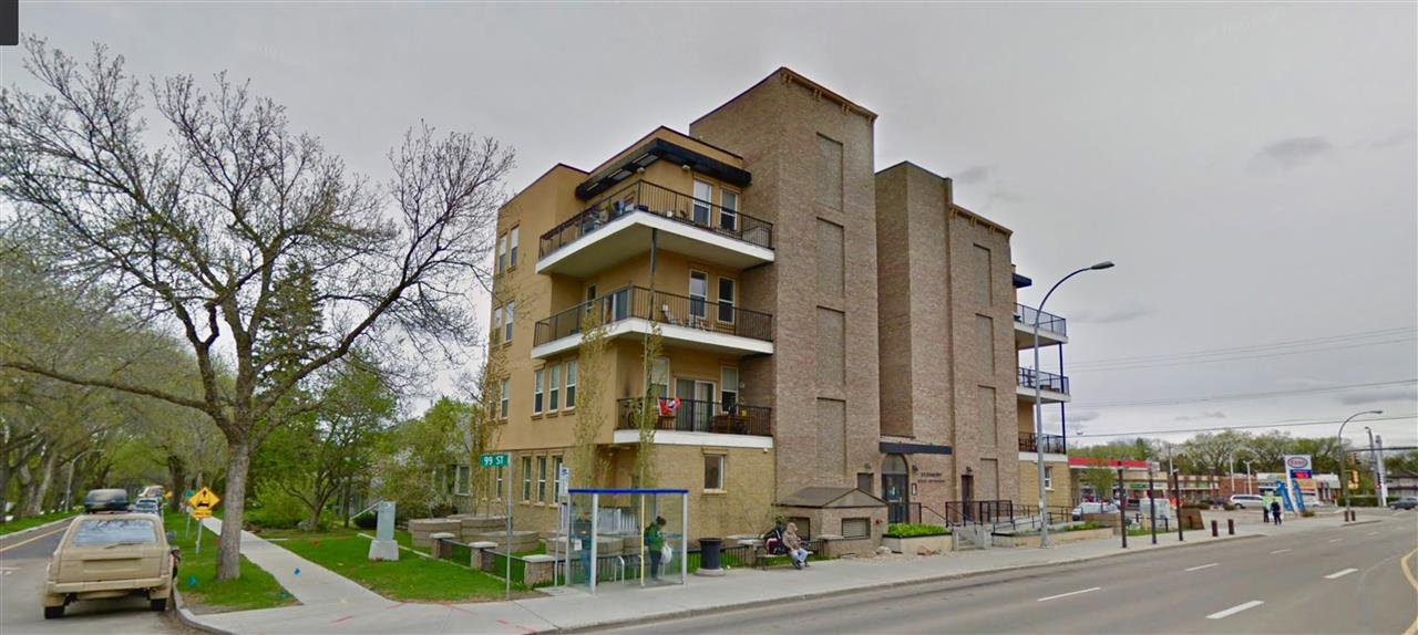 Main Photo: 301 8223 99 Street NW in Edmonton: Zone 15 Condo for sale : MLS®# E4221129