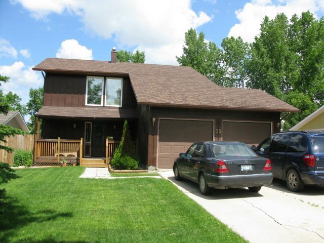 Main Photo: 35 Lake Island Crescent in WINNIPEG: Fort Garry / Whyte Ridge / St Norbert Single Family Detached for sale (South Winnipeg)  : MLS®# 1211022