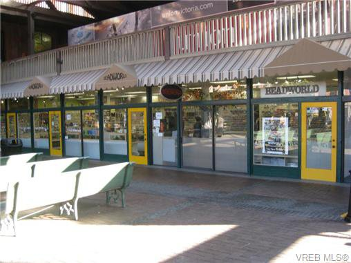 Main Photo: 63 560 Johnson St in VICTORIA: Vi Downtown Business for sale (Victoria)  : MLS®# 654228