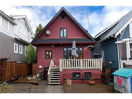 Photo 9: Photos: 3256 2ND Ave W in Vancouver West: Kitsilano Home for sale ()  : MLS®# V934063