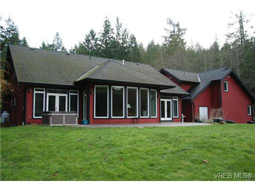 Main Photo: 1650 Eagle Way in NORTH SAANICH: NS Lands End Single Family Detached for sale (North Saanich)  : MLS®# 345806