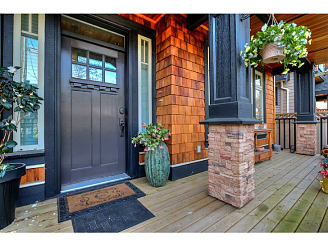 Main Photo: 1040B DELESTRE Avenue in Coquitlam: Maillardville House for sale : MLS®# V1111510