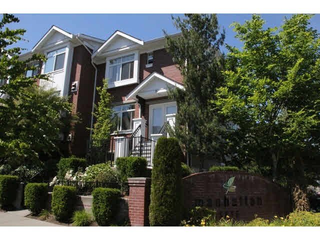 "Main Photo: 15 19551 66 Avenue in Surrey: Clayton Townhouse for sale in ""Manhattan Skye"" (Cloverdale)  : MLS®# F1443889"