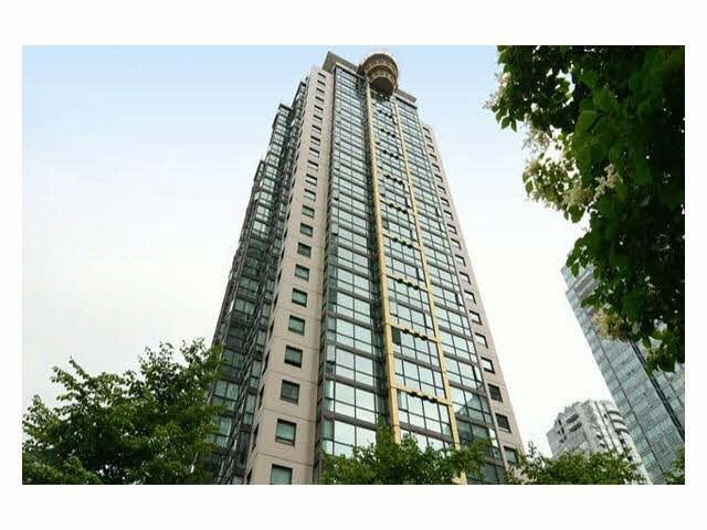 Main Photo: 607 1331 ALBERNI Street in Vancouver: West End VW Condo for sale (Vancouver West)  : MLS®# V1136994