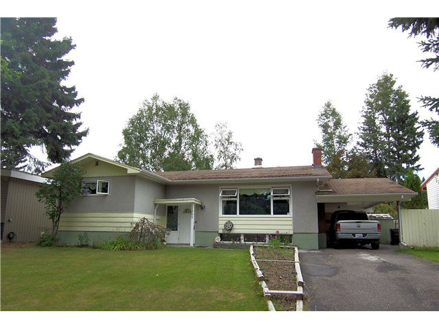 """Photo 1: Photos: 1865 FINLAY Drive in Prince George: Seymour House for sale in """"SEYMOUR"""" (PG City Central (Zone 72))  : MLS®# N247661"""