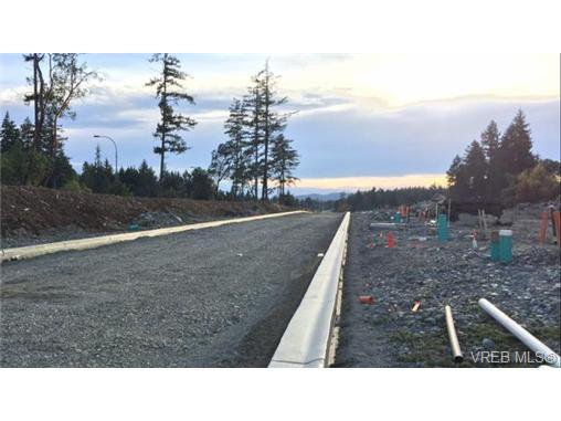 Main Photo: Lot 17 Bellamy Link in VICTORIA: La Thetis Heights Land for sale (Langford)  : MLS®# 358568