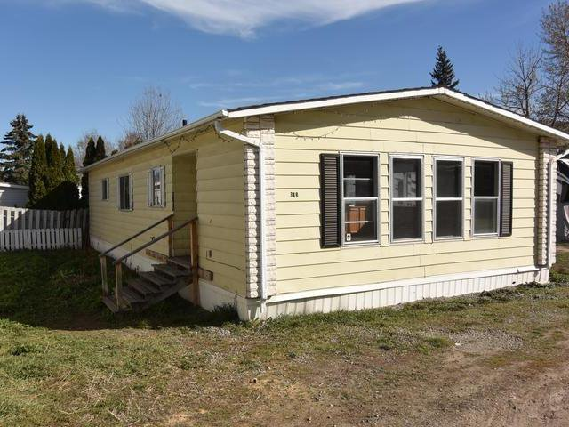 Main Photo: 34B 771 ATHABASCA STREET in : South Kamloops Manufactured Home/Prefab for sale (Kamloops)  : MLS®# 133700