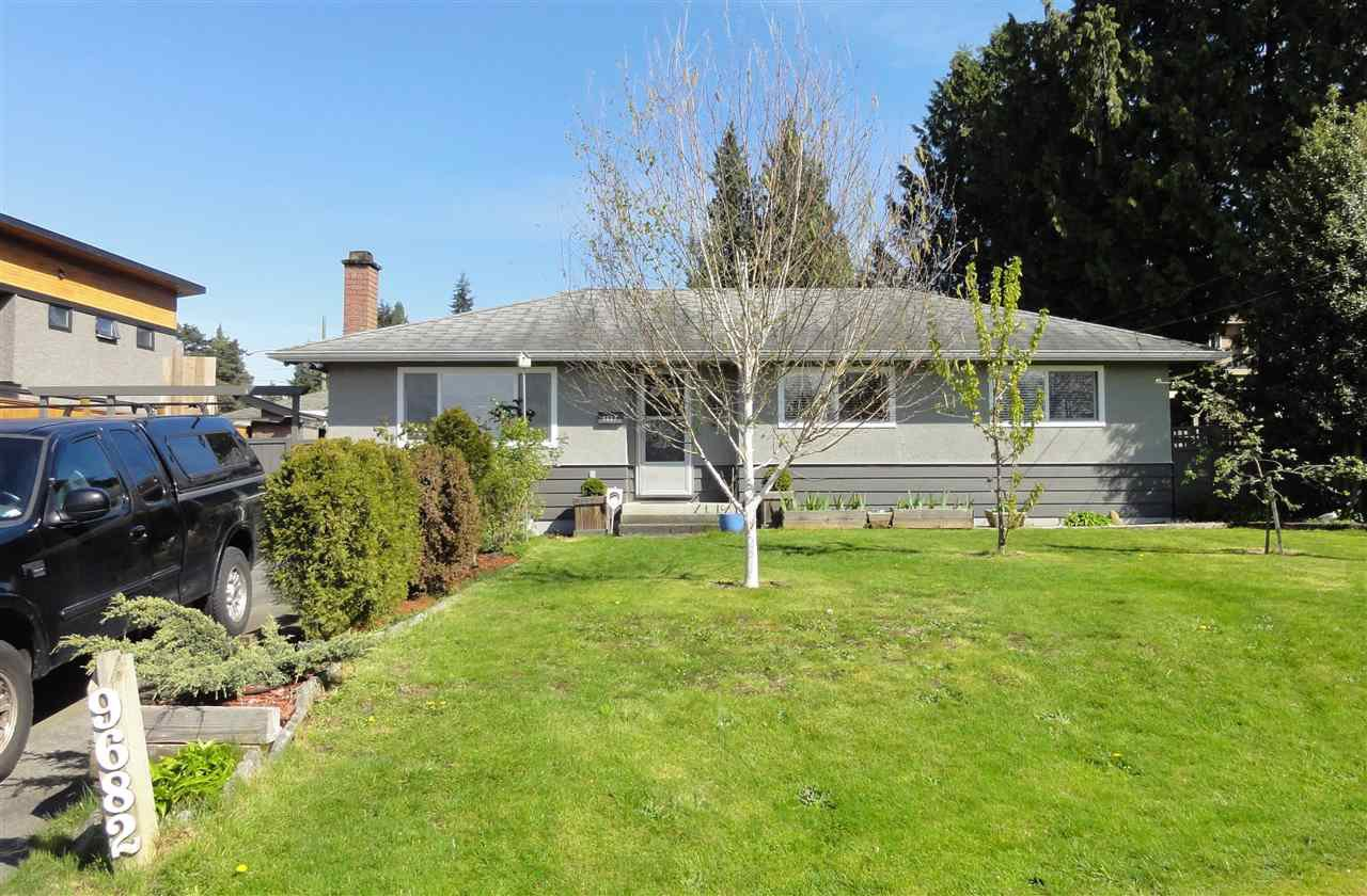 """Main Photo: 9682 CROWN Crescent in Surrey: Royal Heights House for sale in """"ROYAL HEIGHTS"""" (North Surrey)  : MLS®# R2055639"""