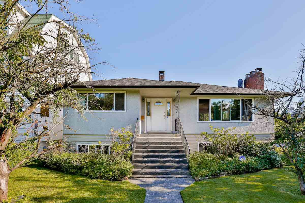 Main Photo: 5336 GILPIN Street in Burnaby: Deer Lake Place House for sale (Burnaby South)  : MLS®# R2090571
