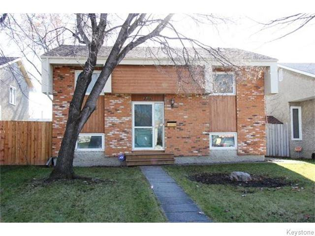 Main Photo: 251 Tufnell Drive in Winnipeg: River Park South Residential for sale (2F)  : MLS®# 1628171