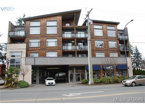 Main Photo: 310 844 Goldstream Ave in VICTORIA: La Langford Proper Condo Apartment for sale (Langford)  : MLS®# 754049