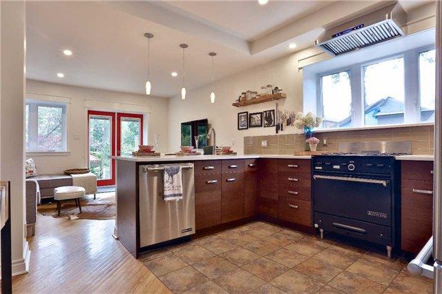 Photo 4: Photos: 135 Hastings Avenue in Toronto: South Riverdale House (2-Storey) for sale (Toronto E01)  : MLS®# E3924527