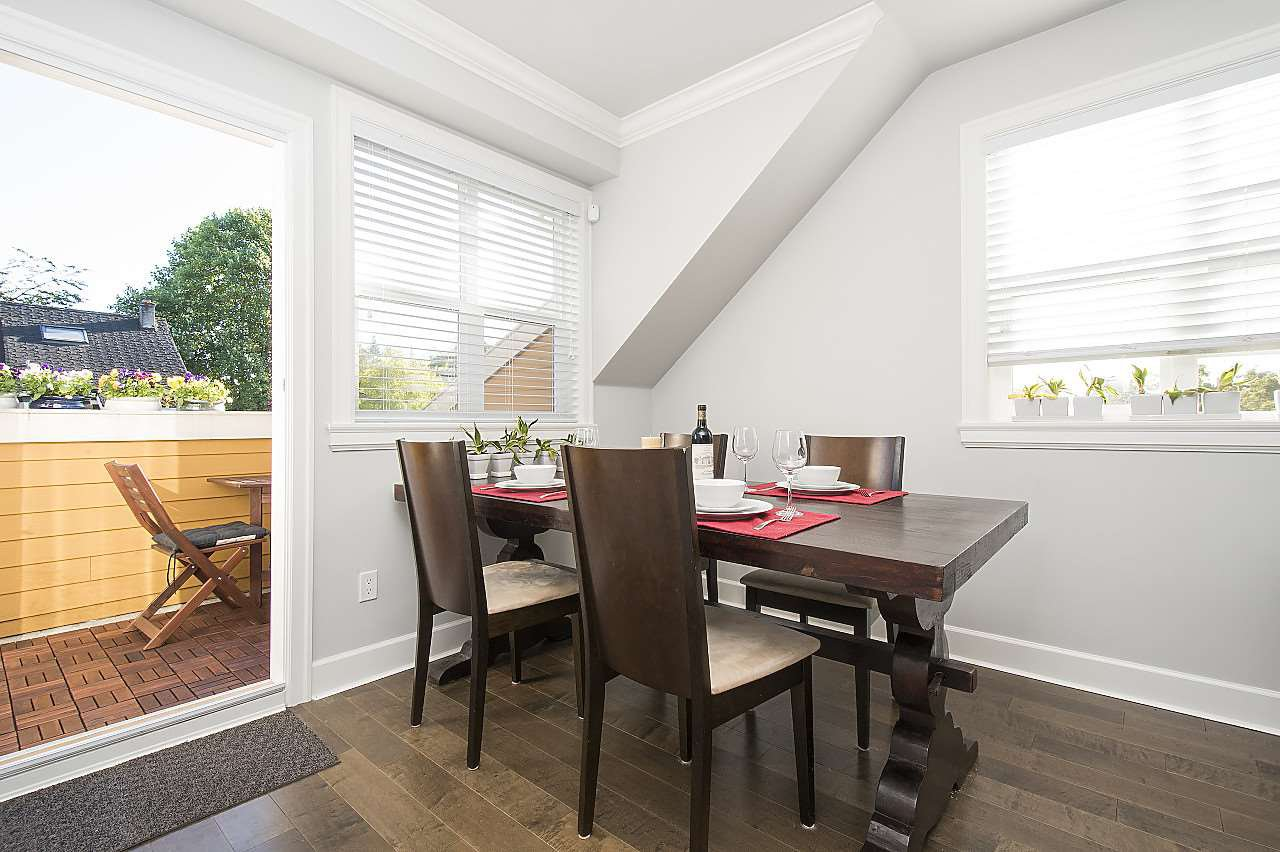 Photo 6: Photos: 1172 E KING EDWARD Avenue in Vancouver: Knight Townhouse for sale (Vancouver East)  : MLS®# R2207116