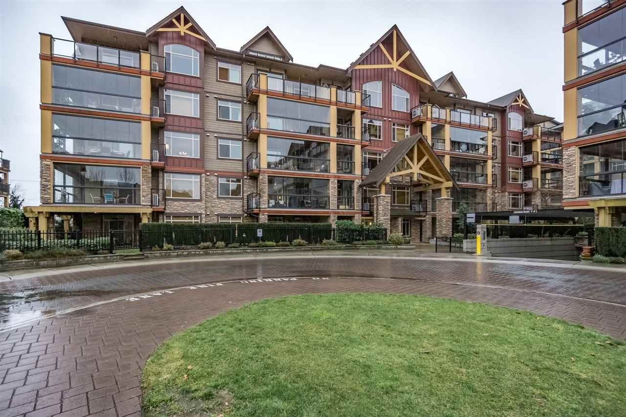 """Main Photo: 383 8288 207A Street in Langley: Willoughby Heights Condo for sale in """"Yorkson Creek"""" : MLS®# R2232216"""