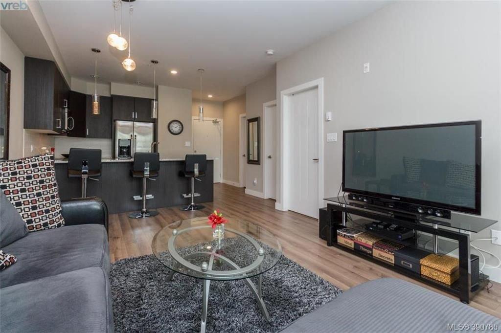 Main Photo: 211 2655 Sooke Road in VICTORIA: La Walfred Condo Apartment for sale (Langford)  : MLS®# 390785