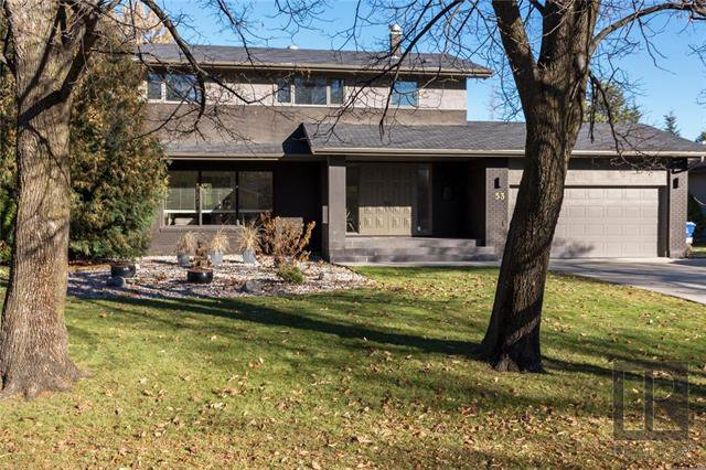 Main Photo: 53 Devonport Boulevard in Winnipeg: Tuxedo Residential for sale (1E)  : MLS®# 1827458