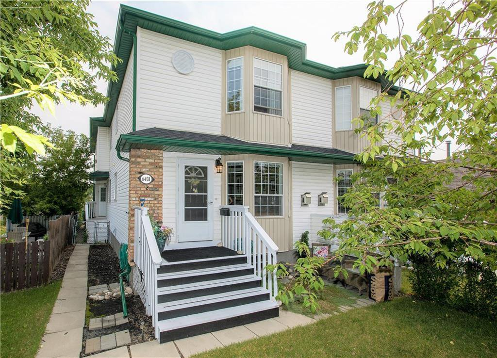 Main Photo: 2 6408 BOWWOOD Drive NW in Calgary: Bowness Row/Townhouse for sale : MLS®# C4241912